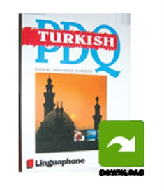 linguaphone pdq mp3 turkish course