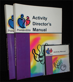Activity Director's Manual - Book One | eBooks | Health