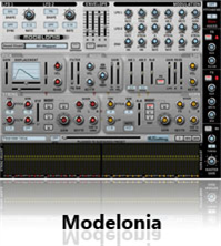 modelonia synthesizer  by nusofting au vst