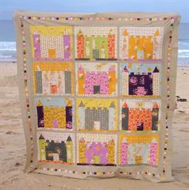sand castles quilt pattern
