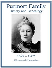Purmort Family History and Genealogy | eBooks | History