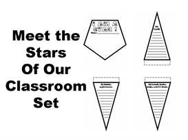 meet the stars of our classroom set