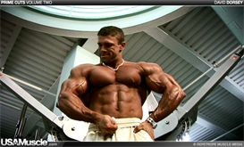 Prime Cuts: David Dorsey | Movies and Videos | Fitness