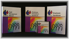 Staff Management Bundle Set of 3 | eBooks | Health