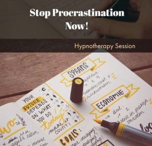 stop procrastinating now through hypnosis with don l. price