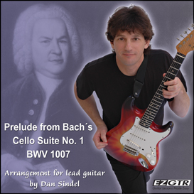 ezgtr bach prelude complete jam pack