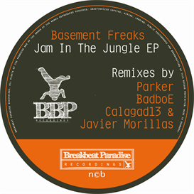 all. basement freaks - jam in the jungle ep