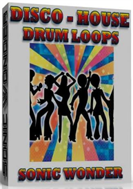 disco house drum loops