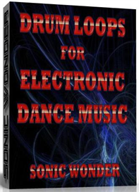drum loops for electronic dance music