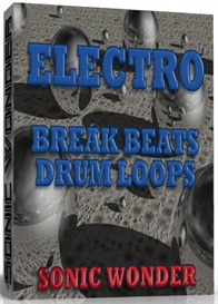 electro break beats loops