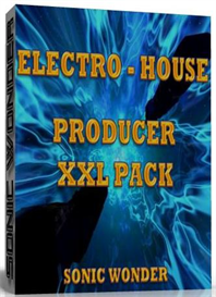 electro - house producer xxl pack