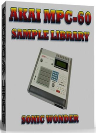 akai mpc-60 sample library