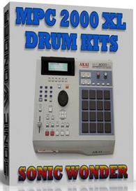 mpc 2000 xl drum kits