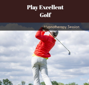 play excellent golf through hypnosis with don l. price
