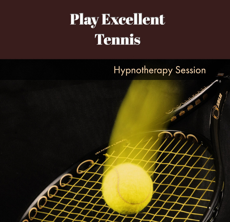 Play Excellent Tennis Through Hypnosis with Don L  Price