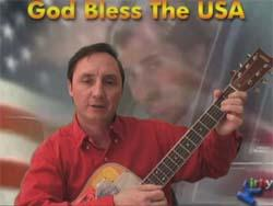 learn to play god bless the usa by lee greenwood