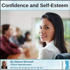 improve confidence & self-esteem with self hypnosis