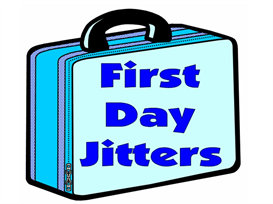 first day jitters lunchbox writing templates