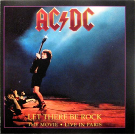 AC/DC Let There Be Rock - The Movie Live In Paris (1997) 320 Kbps MP3 ALBUM | Music | Rock