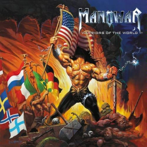 First Additional product image for - MANOWAR Warriors Of The World (2002) (4 BONUS TRACKS) 320 Kbps MP3 ALBUM