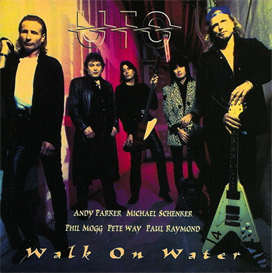 ufo walk on water (1998) 320 kbps mp3 album