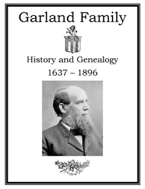 Garland Family History and Genealogy | eBooks | History