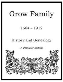 grow family history and genealogy