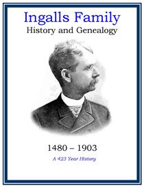 Ingalls Family History and Genealogy | eBooks | History