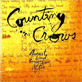 counting crows august and everything after (1993) 320 kbps mp3 album