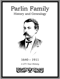 Parlin Family History and Genealogy | eBooks | History