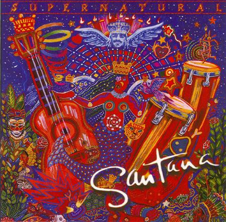First Additional product image for - SANTANA Supernatural (1999) 320 Kbps MP3 ALBUM