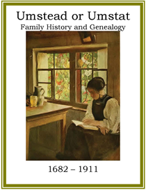 Umstead Family History and Genealogy | eBooks | History