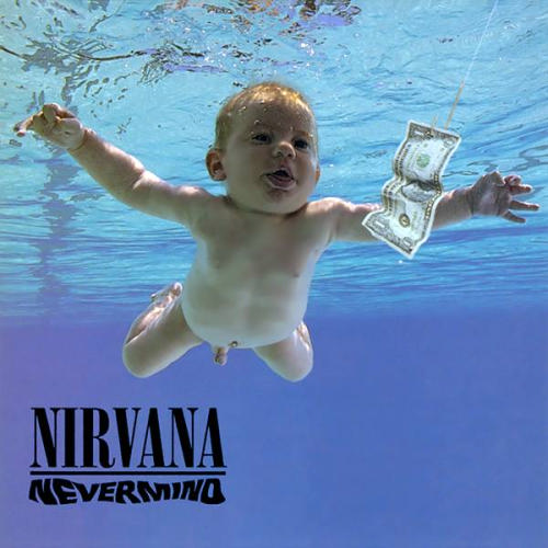 First Additional product image for - NIRVANA Nevermind (1991) 320 Kbps MP3 ALBUM