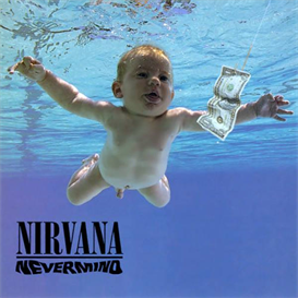 nirvana nevermind (1991) 320 kbps mp3 album