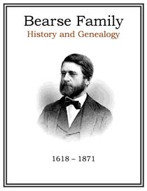Bearse Family History and Genealogy | eBooks | History