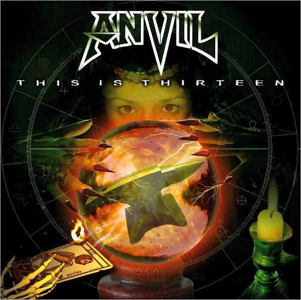 First Additional product image for - ANVIL This Is Thirteen (2009) (1 BONUS TRACK) 320 Kbps MP3 ALBUM