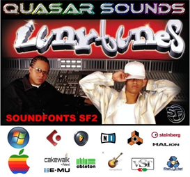 luny tunes kit - soundfonts sf2