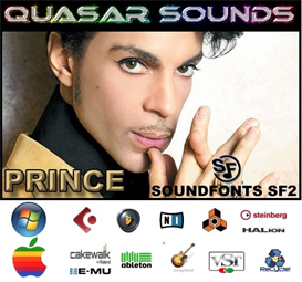 prince kit - soundfonts sf2