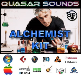alchemist kit - soundfonts sf2
