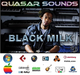 black milk kit - soundfonts sf2