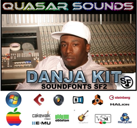 danja kit - soundfonts sf2