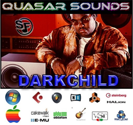 darkchild rodney jerkins kit - soundfonts sf2