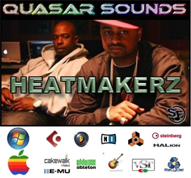 Heatmakerz Kit - Soundfonts Sf2 | Music | Soundbanks