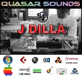 j dilla kit - soundfonts sf2