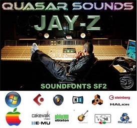 jay-z kit - soundfonts sf2