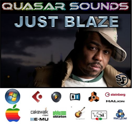 just blaze kit - soundfonts  sf2