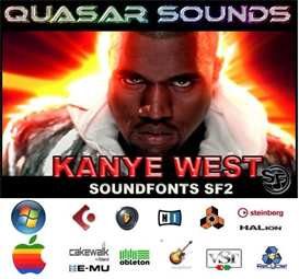 Kanye West Kit - Soundfonts Sf2 | Music | Soundbanks