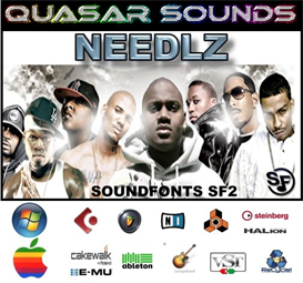 needlz kit - soundfonts sf2