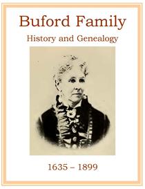 Buford Family History and Genealogy | eBooks | History
