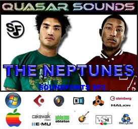 neptunes kit - soundfonts sf2